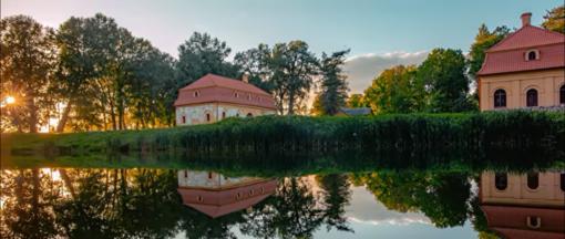 Naujas vaizdo klipas kviečia pažinti Lietuvos dvarus