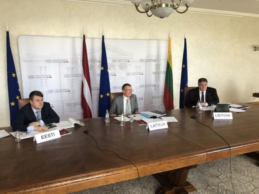 L. Linkevičius: turime ieškoti būdų grąžinti Artimųjų Rytų konflikto puses prie taikos derybų