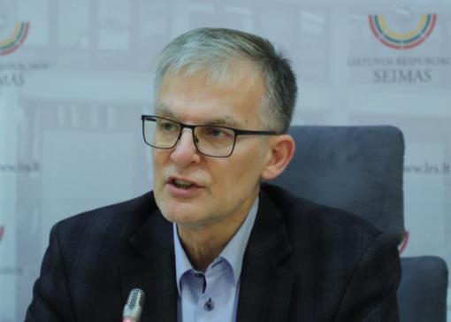 J. Sabatauskas: naujus ribojimus skausmingai pajus ne tik medikai, bet ir pacientai