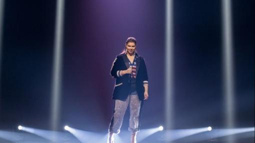 """""""Lietuvos balsas"""" išrinko nugalėtoją – šou laimėjo ir 15 tūkst. eurų pelnė J. Jaručio mokinė E. Cololo"""