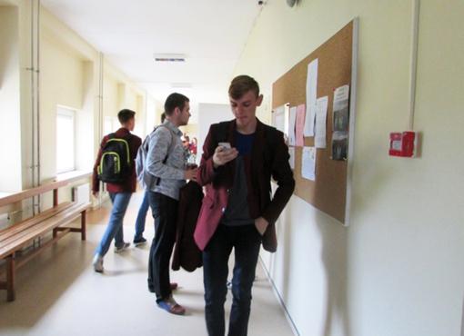 Mokslo metus Panevėžio rajono mokiniai užbaigs nuotoliniu būdu