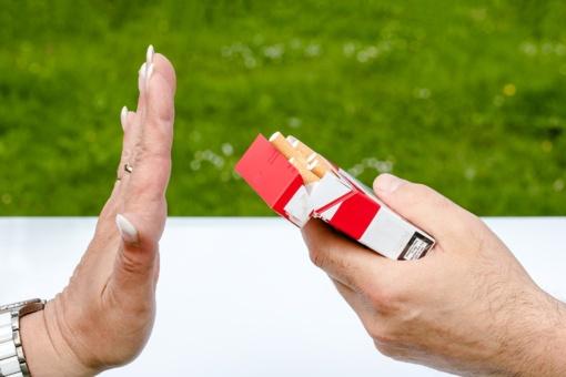 Kirtis rūkaliams: Europoje nebelieka mėtinių cigarečių