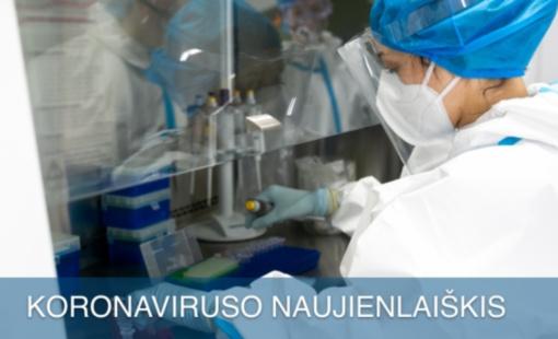 Koronaviruso krizė: svarbiausios antradienio naujienos