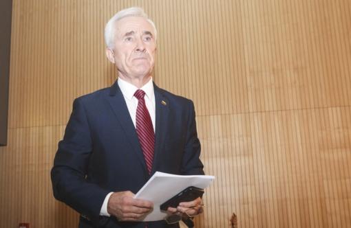 Seimo rezoliucija skatins gyventojus stiprinti imunitetą