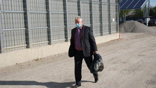 Teismas išnagrinėjo Kelmės mero V. Andrulio korupcijos bylą