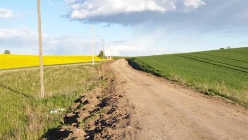 Nugreideriuotame Suvalkijos kelelyje – motociklininko žūtis