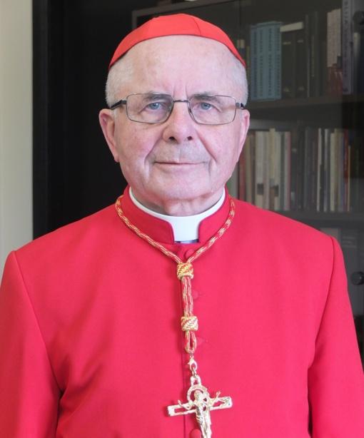 Ypatingas interviu su kardinolu: apie viltį ir netikėtumus karantino metu