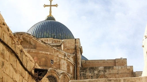 Jeruzalėje sekmadienį vėl atsidarys Kristaus Kapo bažnyčia