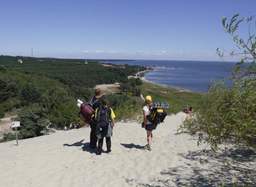 Kurortai šią vasarą tikisi aktyvaus vietinio turizmo