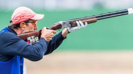 Tarptautinėse varžybose olimpietis R. Račinskas nudžiugino puikiu rezultatu