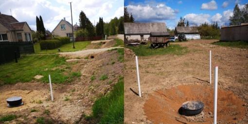 Biržų rajone prasidės drenažo sistemų remonto darbai