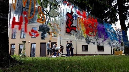 Ramygalos atviras jaunimo centras laisvinasi iš karantino ribojimų