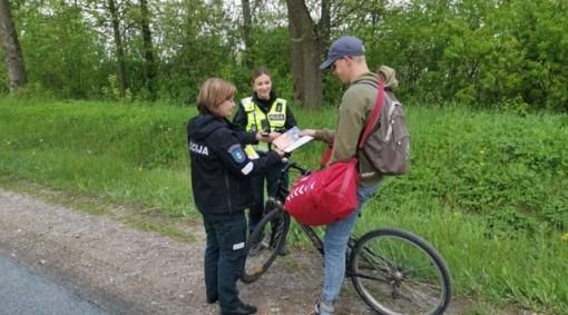 Policinė – prevencinė priemonė eismo saugumui gerinti
