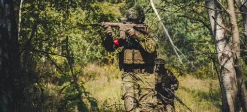 Vilniaus rajono teritorijoje vyks karinio rengimo pratybos