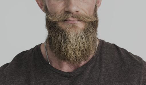 Įdomi teorija: vyrai turi barzdas, kad išgyventų smūgį į galvą
