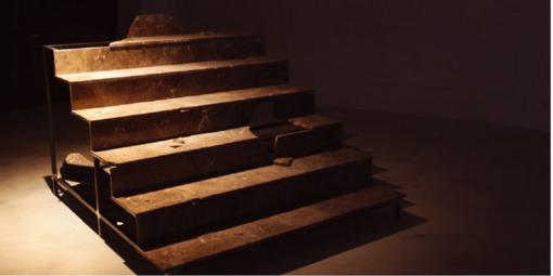 """A. Mončio namuose-muziejuje veiks skulptoriaus Dano Aleksos personalinė paroda """"Mulasenas"""""""