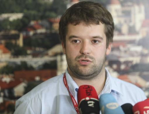 P. Poderskis: Vilniaus savivaldybė FNTT pateikė reikiamus dokumentus, tai įprasta procedūra