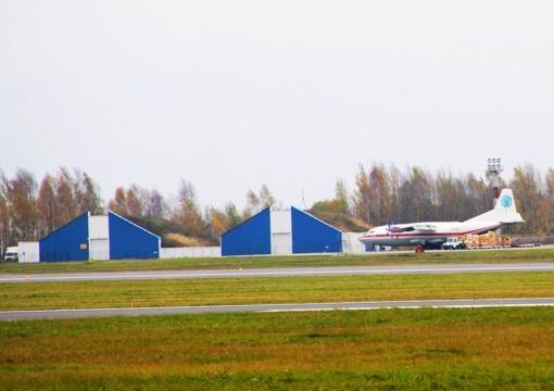 Lėšų stygius sunkina Šiaulių oro uosto atnaujinimą