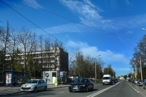 Panevėžyje nuo birželio keisis autobusų eismas