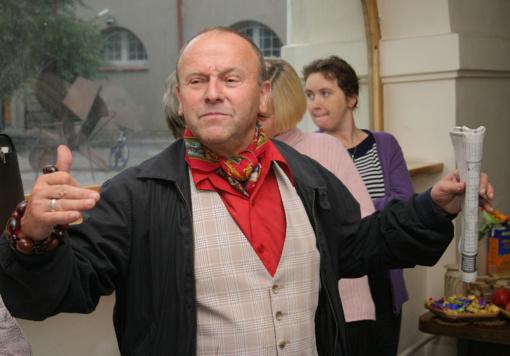 Mirė Lietuvos baleto legenda, Maestro Elegijus Bukaitis