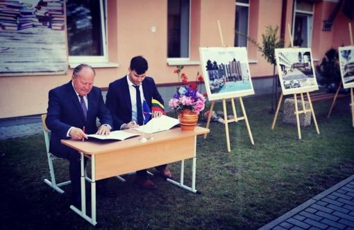 Pagal partnerystės sutartį Kauno rajone bus statoma mokykla, dar dvi - rekonstruojamos