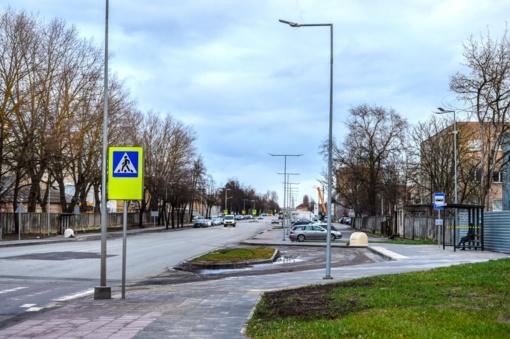 Investicijos Panevėžiui: skirta daugiau nei 1,34 mln. eurų J. Janonio ir Pramonės gatvėms remontuoti