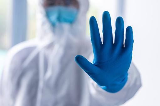 Panevėžyje liko tik 1 asmuo, sergantis COVID-19 liga