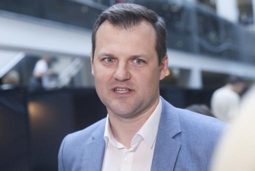 G. Paluckas apie pratęstą karantiną: A. Veryga Lietuvą nori laikyti emociniame kalėjime