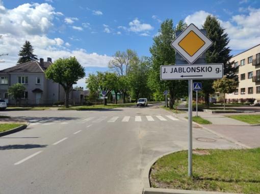 Mažeikių rajono keliams skirtas finansavimas