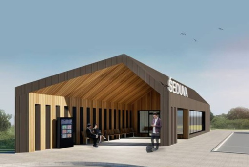 Rengiami projektiniai pasiūlymai Šeduvos autobusų stočiai