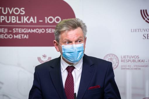 J. Narkevičius apie 5G ryšio plėtrą: klausimą spręsti reikia nacionalinio saugumo lygmeniu