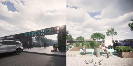 Greitu metu atsinaujins Tauragės miesto turgelis