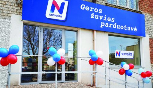 """""""Norvelita"""" klientų Šiauliuose laukia nauju adresu"""