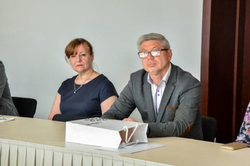 Marijampolės sporto įstaigų vadovams – savivaldybės įvertinimas