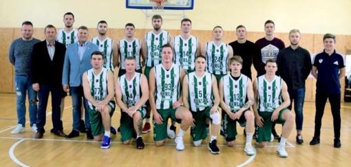 """Vilkaviškio """"Perlo"""" komanda – Lietuvos RKL sezono nugalėtoja"""