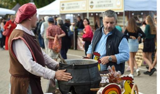 Panevėžio renginiuose nemokamai prekiaus ir tautinio paveldo kūrėjai