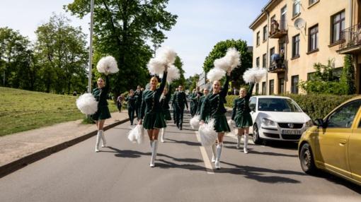 """Kaunas jungiasi prie iniciatyvos """"Ačiū, Lietuva"""""""
