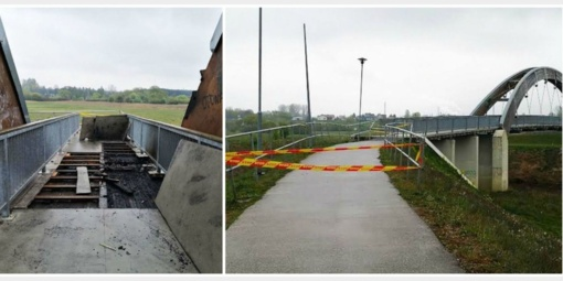 Tilto vis tik dar neatidarys