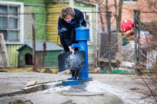 Nepasiturintiems Panevėžio rajono gyventojams – parama jungiantis prie vandens ir nuotekų tinklų
