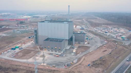 Kauno kogeneracinėje jėgainėje pagaminta pirmoji elektros energija
