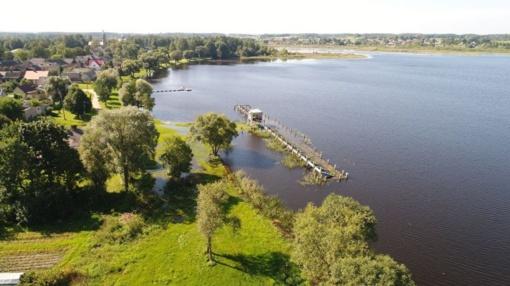 Kreiptasi dėl Sartų ežero vandens kokybės gerinimo