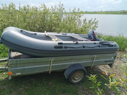 Pagėgių pasieniečiai sulaikė du žvejus rusus