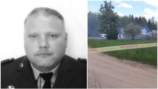 Mažeikių rajone nušautas policijos pareigūnas – vienas geriausių šalies kinologų