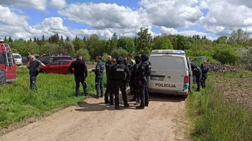 Policijos pareigūnai atiduos pagarbą tarnybos metu žuvusiam kolegai