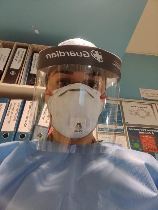 """Per pandemijos piką Londono Karalienės ligoninėje dirbusi rezidentė Jurgita Grigaitienė: """"Žinojome kiekvieno pasveikusio paciento vardą ir pavardę"""""""