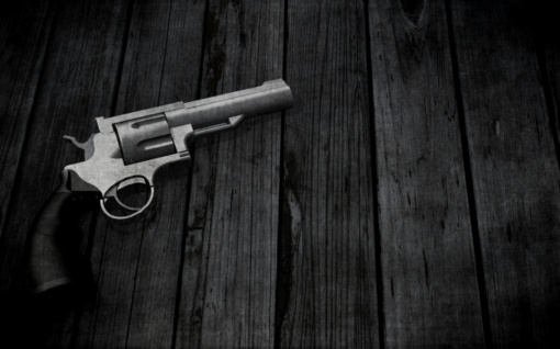 Vilniuje rastas revolveris su šoviniais