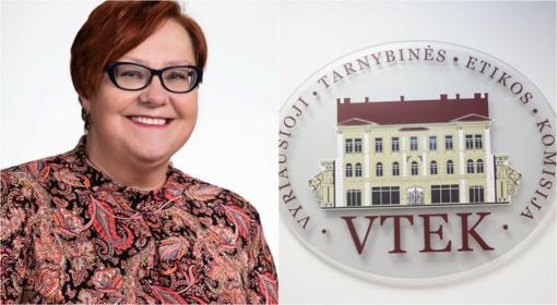 Šiaulių rajono savivaldybės tarybos narė R. Albrikienė pažeidė įstatymą