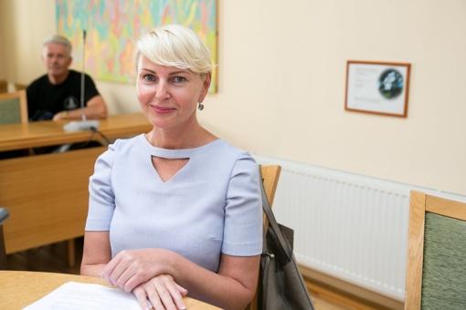 Mažeikių rajono savivaldybės tarybos narė L. Rimkienė pažeidė įstatymą
