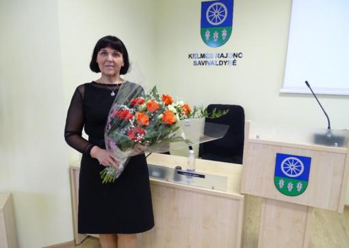 VTEK tirs Kelmės rajono savivaldybės tarybos narės D. Ivanauskienės elgesį