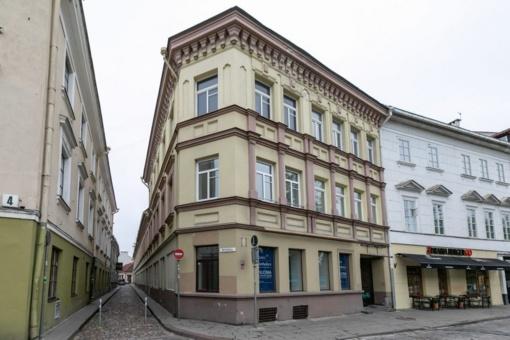 Sostinės Vokiečių gatvėje duris dar šiemet turėtų atverti Vilniaus muziejus